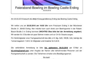 thumbnail of Feierabend-Bowling 20.03.2018